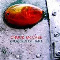 Chuck McCabe CD booklet: Creatures of Habit
