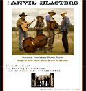 anvil blasters music band