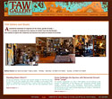 TAW Gallery, Bend, Oregon, website